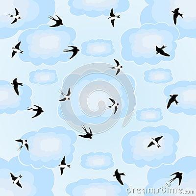 卡通天空的画法