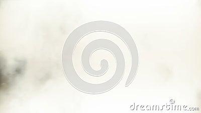 Άνευ ραφής βρόχος ουρανού θύελλας φιλμ μικρού μήκους
