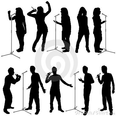 άνθρωποι που τραγουδούν