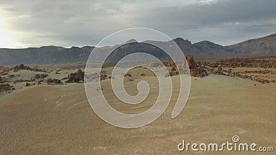 Έρημος στον Άρη αμμόλοφοι φιλμ μικρού μήκους