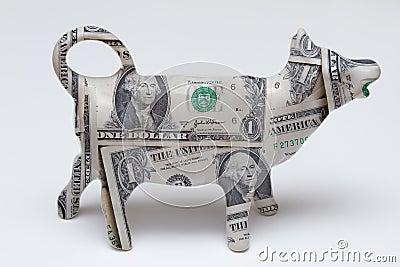 αγελάδα μετρητών