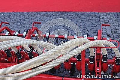 Αγροτικά μηχανήματα