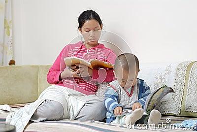 ανάγνωση βιβλίων