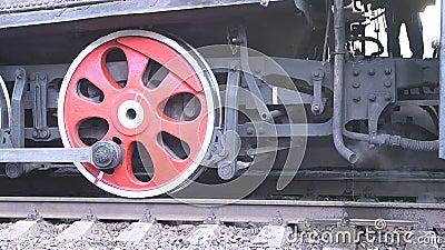 Αναδρομικό τραίνο μηχανών ατμού
