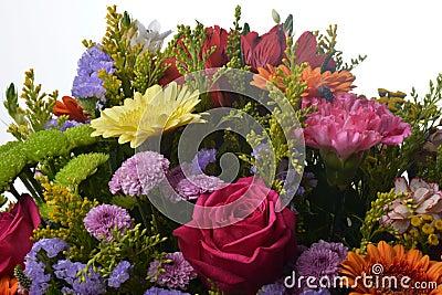 Ανθοδέσμη των λουλουδιών