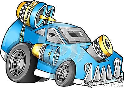 Αποκαλυπτικό διάνυσμα οχημάτων