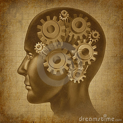 αρχαίο μυαλό νοημοσύνης λ
