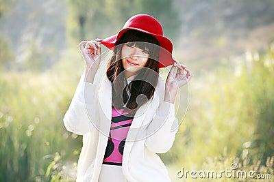ασιατικό κορίτσι πορτών έπ&epsilon