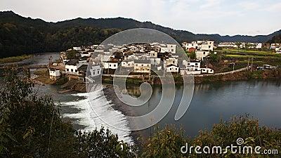 ασιατικό χωριό
