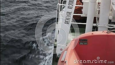 Βάρκα ζωής Timelapse φιλμ μικρού μήκους