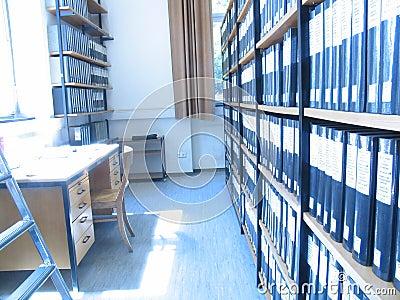 βιβλιοθήκη υπολογιστών γραφείου