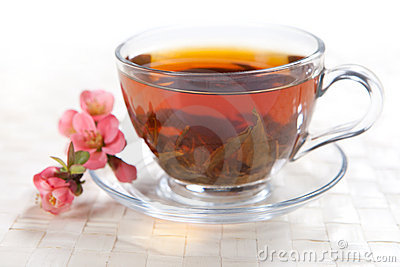 βοτανικό τσάι