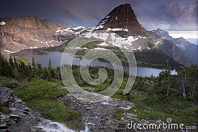 βουνά της Μοντάνα
