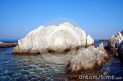 βράχος 2 σχηματισμών