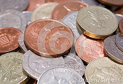 βρετανικά νομίσματα
