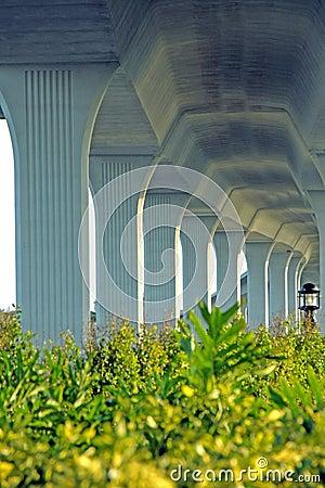γέφυρα κάτω
