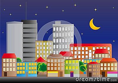 γειτονιά πόλεων