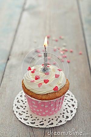 Γενέθλια cupcake
