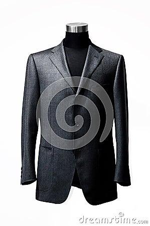 γκρίζο κοστούμι