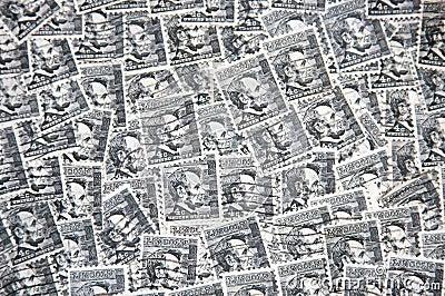γραμματόσημα του Λίνκολν