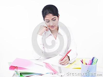 γραφείο η εργασία γυναι&ka