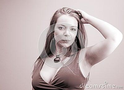 γυναίκα 5 πορτρέτου s