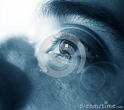 Δάκρυα στοκ εικόνες - εικόνα: 14841084