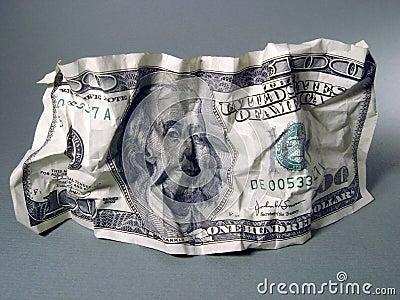 Δολάριο εκατό