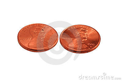 δύο σεντ μου
