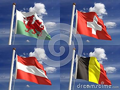 Εθνικές σημαίες