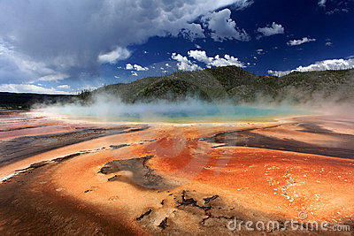 εθνικό yellowstone πάρκων