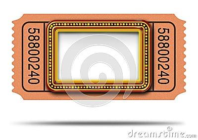 Εισιτήριο Marqueee κινηματογράφων