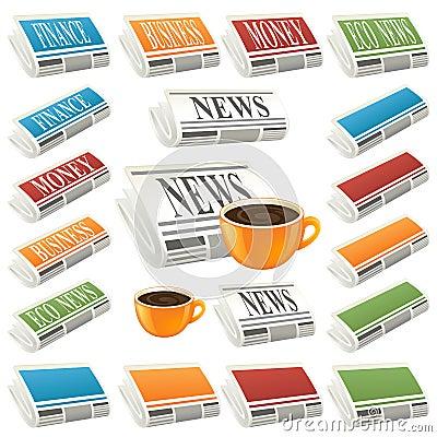ειδήσεις εικονιδίων
