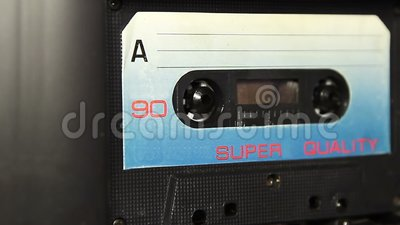 Εκλεκτής ποιότητας ακουστική ταινία κασετών