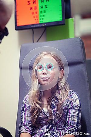 Εξέταση οφθαλμών