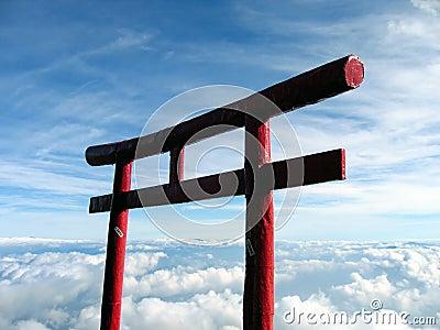 επάνω από το otori ΑΜ της Ιαπωνία&si