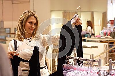 επιλογή του φορέματος