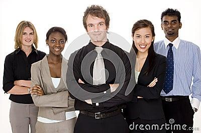 επιχειρησιακή ευτυχής ομάδα