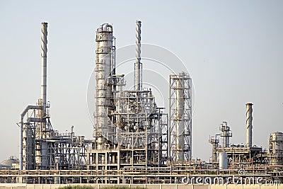 Εργοστάσιο πετροχημικών