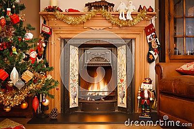 Εστία Χριστουγέννων