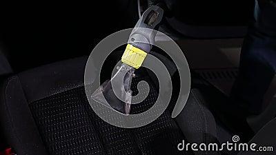 Εσωτερικό αυτοκινήτων, κλωστοϋφαντουργικά καθίσματα χημικός καθαρισμός με επαγγελματική μέθοδο εξαγωγής Πρώιμος εαρινός καθαρισμό φιλμ μικρού μήκους
