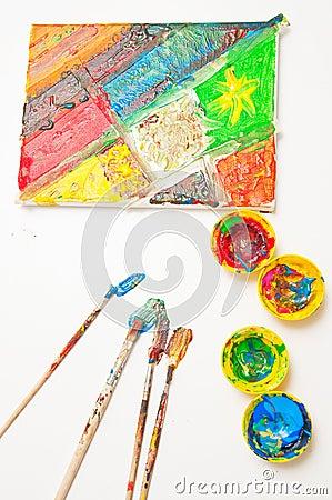 Ζωγραφική παιδιών