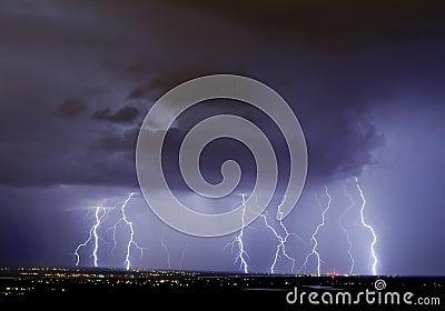 ηλεκτρική θύελλα
