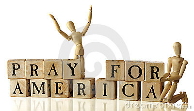 η Αμερική προσεύχεται