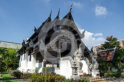 Η ιστορική λάρνακα, Wat Chedi Luang, Ταϊλάνδη