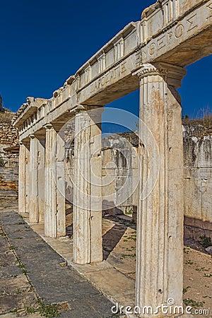 Θέατρο - Aphrodisias