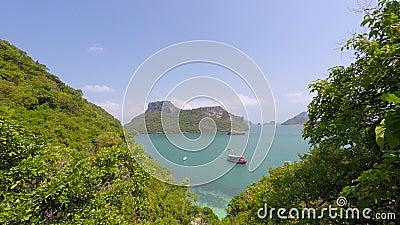 Θαλάσσιο εθνικός-πάρκο λουριών ANG της MU φιλμ μικρού μήκους