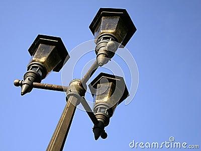 ΙΙ lamppost