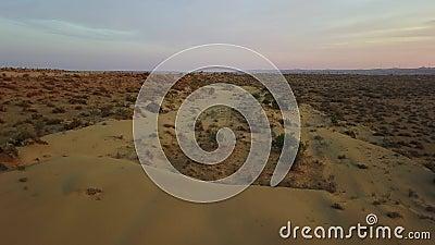 Ινδική έρημος Φύση, ύπαιθρος, φόντο φιλμ μικρού μήκους