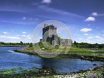 κάστρο dunguaire